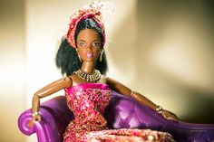 See barbie on her wedding day ohh