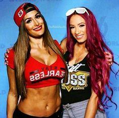 My two favorite superstars together ❤️❤️❤️❤️❤️aaaa ya