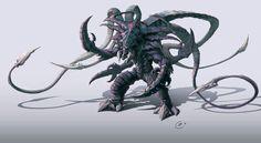 Protoss Zerg Hybrid Colour by ~Tokoldi on deviantART