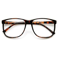 Large retro nerd hipster fashion clear lens glasses 9339 ($14) ❤ liked on Polyvore featuring accessories, eyewear, eyeglasses, hipster eyeglasses, wayfarer glasses, oversized glasses, clear eyeglasses and retro eye glasses