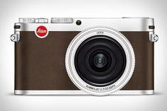 Leica X Camera | Uncrate