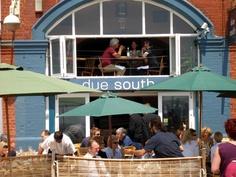 Due South Due South, Brighton Houses, Restaurants, Outdoor Decor, Home Decor, Decoration Home, Room Decor, Restaurant, Home Interior Design