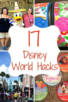 Here are some hacks for your trip to Disney World that will save you time and money. Any questions about your visit? Just ask. We will try to help you out.