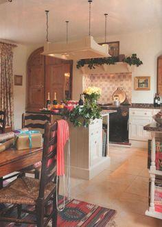 Nottinghamshire farmhouse kitchen, The English Home, Nov/Dec 2012