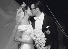 The marriage of Crown Princess Victoria and Prince Daniel