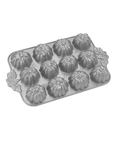 Take a look at this Nordic Ware Pumpkin Patch Baking Pan by Fall Baking Collection on #zulily today!