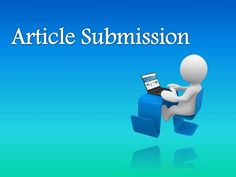 Articles are a great way to attain one way quality links and bring direct traffic to your site. They also help to build your online Brand and Reputation, while creating consumer awareness about your products and services.  We take care of your article publishing needs, our experienced team will submit your article to quality article web directories. They know the guidelines of submission and adjust your article during submission to get maximum resu…