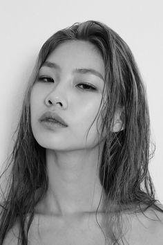 Modelo: Jung Ho Yeon. Tag: #Model, #Asian, #JungHo.