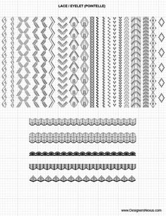 Adobe Illustrator Sweater Brushes and Swatches - My Practical Skills | My Practical Skills