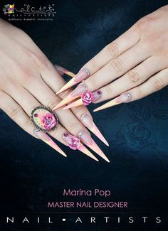 Styletto Nail Artists