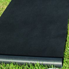 This simple and elegant black aisle runner contains no printing, but is great for an accent to an outdoor or indoor wedding. Order yours online today! http://www.favorfavor.com/page/FF/PROD/HBH30047