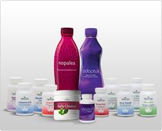 Targeted Nutrition: Choose the products you need for your individual wellness goals.