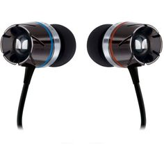 Monster Turbine High Performance In-Ear Speakers (127593) - Black  (Discontinued by b1ff20bf990a