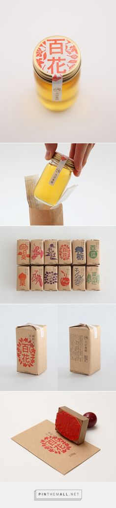Honey packaging design is sweet as can bee  | Packaging | Creative Bloq - created via http://pinthemall.net