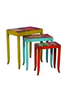 Guildmaster Set of 3 Caravan Nesting Tables, http://www.myhabit.com/redirect?url=http%3A%2F%2Fwww.myhabit.com%2F%3F%23page%3Dd%26dept%3Dhome%26sale%3DA3IFI57UUBQIPA%26asin%3DB00C7CLXB4%26cAsin%3DB00C7CLXB4