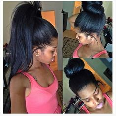 Straight High Ponytail  Full Lace Wigs Lace Front Human Hair Wig Glueless Natural Hairline Virgin Human Hair with Baby Hair