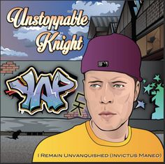 DEF!NITION OF FRESH : Unstoppable Knight - I Remain Unvanquished...DM360 sends Netherland's rapper-producer Unstoppable Knight's full-length debut, I Remain Unvanquished (Invictus Maneo), is unapologetically steeped in the genre-defining gangsta rap of the late '80s and early '90s. The debut features MC Eiht, Kam, Kokane, RBX and more!