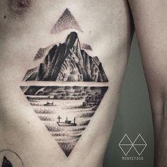 Image result for archipelago horizon tattoo