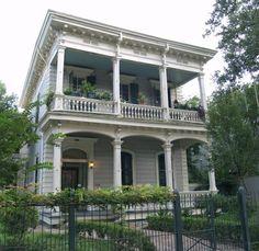 New Orleans' Garden District