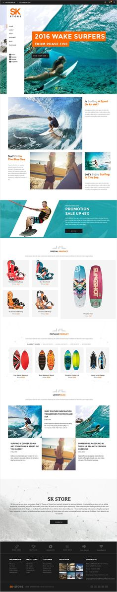 Sk store is responsive premium #eCommerce #WordPress #theme best fit for a wide range of #sports shops, from selling skateboards, snowboards to mountain bikes online website download now➩ https://themeforest.net/item/sk-store-responsive-store-wp-theme-for-sport-and-athletes/16391799?ref=Datasata