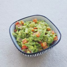 guacamole food healthy yum