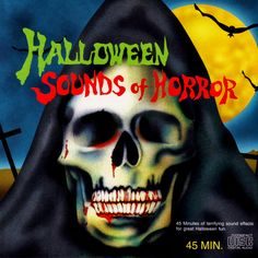 pictures of halloween sounds of horror cd Halloween Sounds, Halloween Birthday, Birthday Fun, Happy Halloween, Halloween Projects, Halloween Tricks, Halloween Ideas, Scary Sounds, Trick R Treat