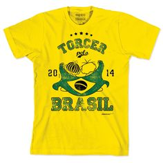 Camiseta Turma da Mônica - Juntos Pelo Brasil 2