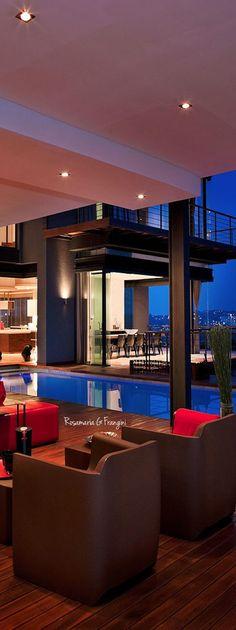 Architecture Luxury Interiors | RosamariaGFrangini | Nico Van Der Meulen Architects House Lam