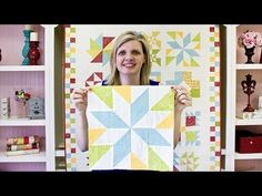 Learn to #sew the Annie's Choice Block in the Wishes Quilt Along