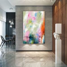 Extra Large Wall Art Palette Knife Artwork Original Painting,Painting on Canvas Modern Wall Decor Contemporary Art, Abstract Painting Unique Paintings, Beautiful Paintings, Original Paintings, Original Art, Modern Wall Decor, Modern Art, Contemporary Art, Texture Art, Texture Painting