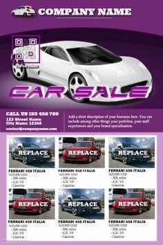 Car Flyers Automotive Al Flyer Ad By Jbn Comilla Graphicriver Auto Detailing Template Design A Afjamaal