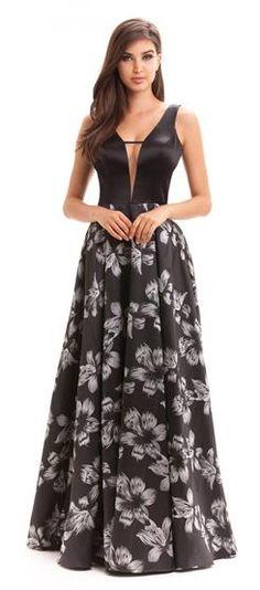Vestido floral Angra