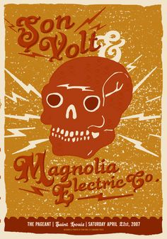 Son Volt and Magnolia Electric Co. (rest in peace, Jason Molina)