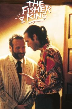 Robin Williams and Jeff Bridges at their best! The Fisher King