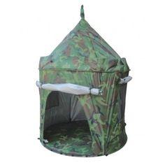 Pop Up Speeltent Camouflage