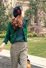Flores boina de lã de coelho chapéu feminino chapéu de inverno inglaterra(China (Mainland))