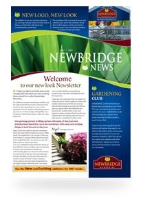 graphic design newsletters ministry | Creative Church Bulletins ...