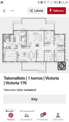Future House, House Plans, House Ideas, Floor Plans, Houses, Flooring, How To Plan, Homes, Hardwood Floor