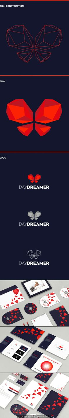 Daydreamer / Branding