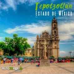 Pueblos Mágicos: Anclado al hermoso Estado deMéxico, Tepotzotlán es un pueblo tranquilo que guarda el toque de provincia a pesar de estar a unos cuantos kilómetros de la Ciudad de México, entre los espacios más disfrutables esta la Plaza de la Cruz, cuyo valor radica en la cruz atrial de piedra labrada con imágenes de la Pasión de Cristo.   #WeLoveTraveling www.rutamexico.com.mx Whatsapp: (722)1752392 email: info@rutamexico.com.mx #ViajesAcadémicos #ViajesDeIntegración #ViajesTurísticos…