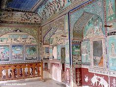Chitrashal at Ummed Palace, Bundi