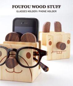 家飾木製品 / 眼鏡架 / 手機座 / 名片座