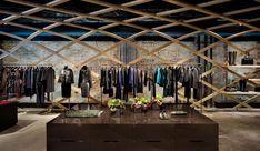 Hugo Boss Concept Store, New York (US), 2007–08 - © Paul Warchol