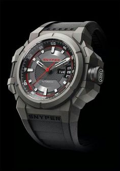 Army Watches, Big Watches, Cool Watches, Amazing Watches, Beautiful Watches, Latest Watches, Watch Model, Luxury Watches For Men, New Model