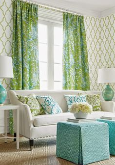 Thibaut Contact Carol's today for all of your wallpaper and fabric project needs. http://www.carolsdraperies.com