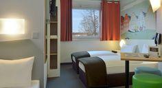 Dreibettzimmer im B&B Hotel Osnabrück