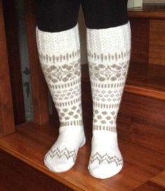 Harmony polvisukat Stitch Patterns, Knitting Patterns, Knitting Socks, Knit Socks, Knit Crochet, Diy, Crafts, Converse, Fashion