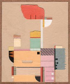 Jacob Whibley /   vabrik  paper ephemera (2007)  5.25 inches X 6.25 inches