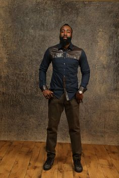NBA All-Star 2013 Portraits - James Harden