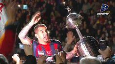 Campeón: San Lorenzo 1 vs Nacional 0 - FINAL (vuelta) Copa Libertadores ...